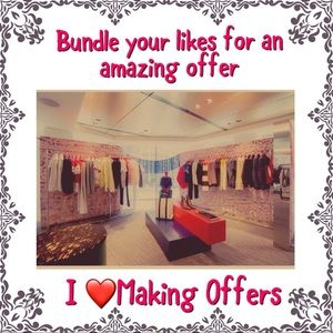 I will make an offer of all bundles of 2+ items